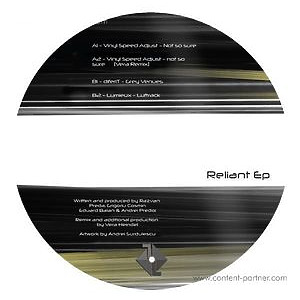 Vinyl Speed Adjust, Diferit & Lumieux - Reliant EP (Vera Remix) [Vinyl Only]